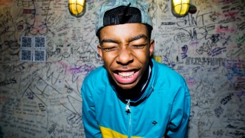 Bishop Nehru is New York's Hottest Young MC