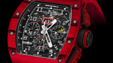 Richard Mille RED Quartz Watch