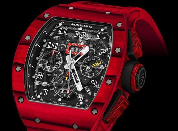 Richard Mille RED Quartz Watch