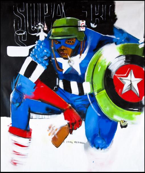 hebru-Captain oh my captain