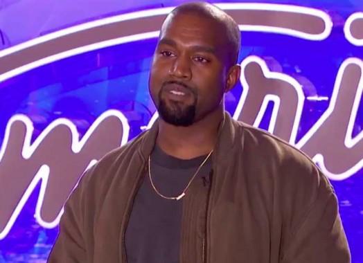 Kanye, American Idol