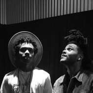 Raury with The Weeknd